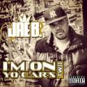 Jae B. - I'm On Yo Ears 2 mixtape cover art