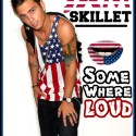 Jamskillet - Somewhere Loud mixtape cover art