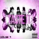 J.A.X - Taste It mixtape cover art