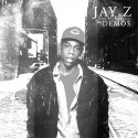 Jay-Z - Before Reasonable Doubt: The Demos mixtape cover art