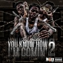 Jay Gudda - You Know How I'm Coming 2 mixtape cover art
