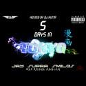 Jay Supra Smiles - 5 Days In Tokyo mixtape cover art