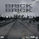 Jayson Lyric - Brick x Brick mixtape cover art