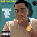 JayydaJeweler - Bigger Than U Think mixtape cover art