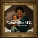 JBellTheArtist - September '88 mixtape cover art