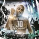 JD - The Return Of JD By Demand mixtape cover art