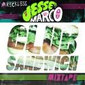 Jesse Marco - Club Sandwich mixtape cover art