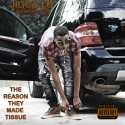 Jigga-Lo StankDooDoo - The Reason They Made Tissue mixtape cover art