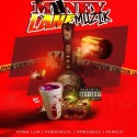 Jimmy Wopo, Rackboy, Fatboii Gzz & 018 Lane - Muney Lane Muzik mixtape cover art