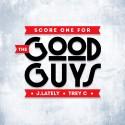 J.Lately & Trey C - Score One For The Good Guys EP mixtape cover art