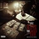 Jmike - Deeper Than Rap mixtape cover art