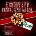 Johnny P - A Windy City Christmas Carol mixtape cover art