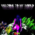 Jomax - Welcome To My World EP mixtape cover art