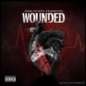 Jose Durty - Wounded mixtape cover art