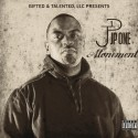 JP One - Atonement mixtape cover art