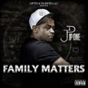 JP One - Family Matters mixtape cover art