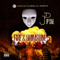JP One - Fire & Brimstone mixtape cover art
