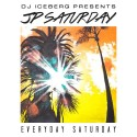 JP Saturday - Everyday Saturday mixtape cover art