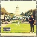 JR - The Struggle mixtape cover art
