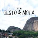 JSTJR - Gesto & Mota EP mixtape cover art
