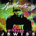 Jswiss - Awthenticity LP mixtape cover art