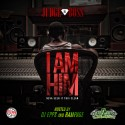 Judge Da Boss - I Am Him mixtape cover art