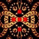 JuneHellionBeatz - Tales of Decadence (The Legend Of Opulence Black EP) mixtape cover art