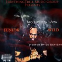 Junior Wild - The Same But Not The Same mixtape cover art