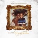 Jus Nice - Empty Throne mixtape cover art