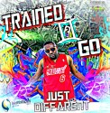 Just Diffarent - Trained 2 Go mixtape cover art