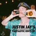 Justin Jay  - Fantastic Voyage Edits EP mixtape cover art