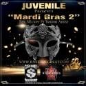 Juvenile - Mardi Gras 2 mixtape cover art
