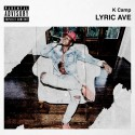 K Camp - Lyric Ave EP mixtape cover art