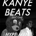 Kanye West - First Beats mixtape cover art