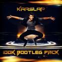 Kap Slap - 100k Bootleg Pack mixtape cover art