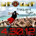Kap Slap - Frequent Flyer mixtape cover art