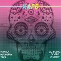 KapoMusic - Viva La Moombah Tres mixtape cover art