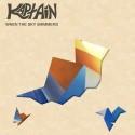 Kaptain - When The Sky Shimmers EP mixtape cover art
