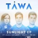 Keegan Tawa - Sunlight EP mixtape cover art