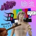 KeiBoi - Edit Pack mixtape cover art