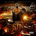 Kenjilla - S.I.N. (South Illinois Nigga) mixtape cover art