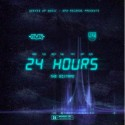 Key! & G.U.N. - 24 Hours mixtape cover art