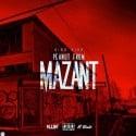 Kidd Kidd - Peanut From Mazant mixtape cover art