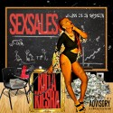 Killa Kiesha - Sex Sales mixtape cover art