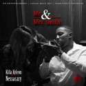 Killa Kyleon & Nessacary - Mr. & Mrs. Smith mixtape cover art