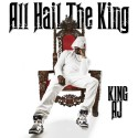 King AJ - All Hail The King mixtape cover art
