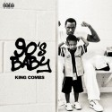King Combs - 90's Baby mixtape cover art