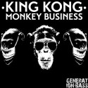 King Kong - Monkey Business EP mixtape cover art