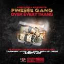 King Kuma - Finesse Gang Over Everythang mixtape cover art