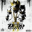 King Los - Zero Gravity 2 mixtape cover art